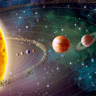 9 Planets in Astrology